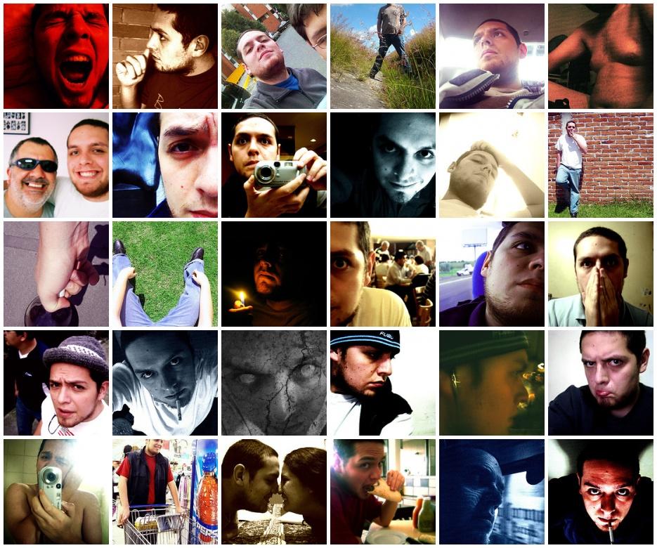 Mis diez fotos más populares en flickr