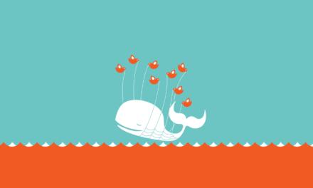 De twitter: el camino de la ballena blanca