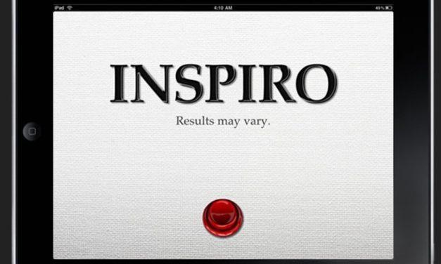 INSPIRO, una aplicación divertida