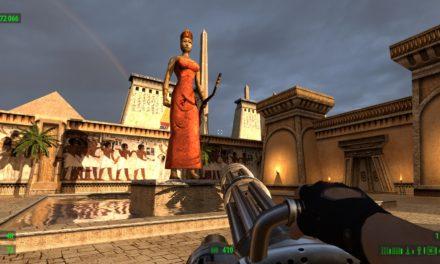 Serious Sam First Encounter HD: las pirámides egipcias fueron erigidas sobre la sangre de mis enemigos