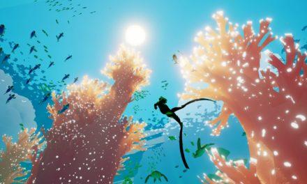 ABZÛ: Aventuritas de meditación acuática